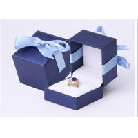 Quality Handmade Jewellery Packaging Boxes , Elegant Style Custom Printed Jewelry Boxes for sale