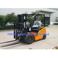 Buy cheap 2.5 T Electric Warehouse Forklift With 3stage 4.5m Full Free Mast from wholesalers