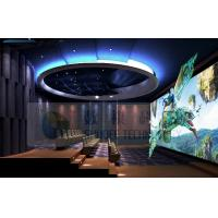 Quality 4D Movie Theater With 5.1 Audio System, Motion Chair And Special Effects for sale