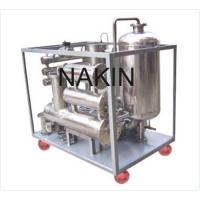 China Unqualified Phosphate ester fire-resistant oil regeneration machine on sale