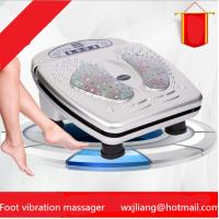 Buy cheap Blood circulation machine health machine foot reflexology foot massage machine infrared foot vibration massage from wholesalers