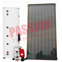 Quality Residential Solar Water Heater 200 Liter , Split System Solar Hot Water for sale