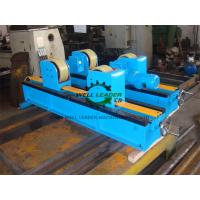 Double Drive Conventional Tank Turning Rolls Rotating Welding Or Polishing