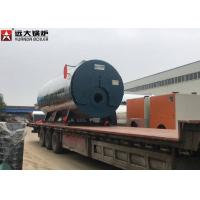 Quality CE , BV 5Tph Low Pressure Dual Fuel Steam Boiler Automatic Control System for sale