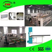 Quality high speed automtic perforating and rewinding toilet paper machine for sale