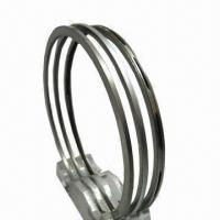 China Diesel Piston Ring for Volvo, Made of Cast Iron and Steel Materials, Heavy Duty Equipment Parts on sale