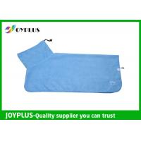 Quality Easy Wash Dog Towelling Robes / Dog Towel Wrap Fashionable Without Detergent for sale
