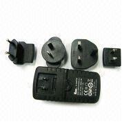 Quality UL, UK, EU, AU interchangeable plug 3V - 24V 4A Universal AC Power Adapter / Adapters for sale