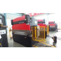 Quality Plate Hydraulic Press Bending Machine , CNC Hydraulic Press Brake for sale