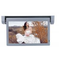 China Metal Case Bus 15.6 In Advertising Screen Monitor High Brightness For Caravan on sale