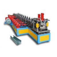 Buy Hydraulic Roof And Wall Panel Roll Forming Machine / Machinery For Steel at wholesale prices