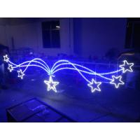Quality christmas street decorations lights for sale