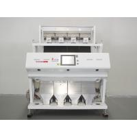 China HD Full Color Broad Bean Color Sorter , Four Channels Potato Color Sorting Machine on sale