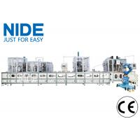 Quality full aotumatic coil winding mahcine stator production line for  three phase washing machine for sale
