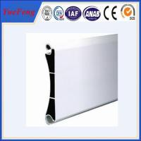 Quality Aluminium profiles for roller shutter door Manufacturer for sale