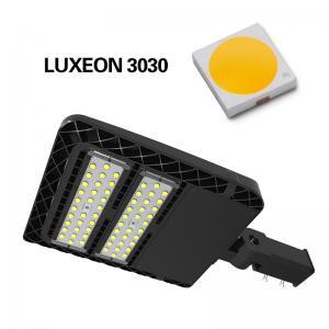 Buy cheap Aluminium Housing LED Street Lighting , 160lm / W LED Shoebox Light For Garden from wholesalers