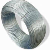 China stainless steel galvanized iron wire,hot dipped/electroplate galvanized on sale