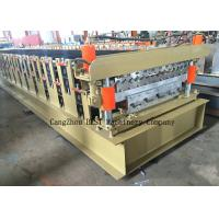 Quality 686 762 Double Layer Roofing Sheet Forming Machine 350H Steel Roofing Roll Formers for sale