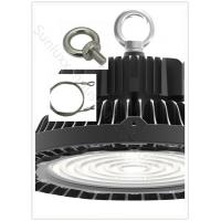Buy UFO High Bay LED Lights Die Casting Pure Aluminum Shell Type With Safety Rope Component at wholesale prices