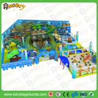 Attractive Kids Indoor Playground Toys, Soft Padded Playground Equipment for sale