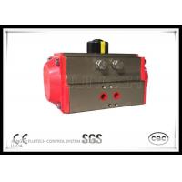 Quality Compact UPVC Butterfly Valve Pneumatic Control Valve Actuator Long Life Service for sale