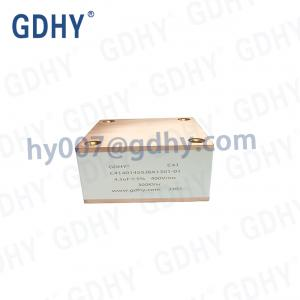 Quality C41-BA1-4.5uF/400VAC for High Power High Frequency Resonance Equipment for sale