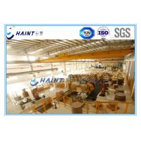Buy Paper Mill Kraft Paper Roll Wrapping Machine , Full Automatic Paper Roll Packing at wholesale prices