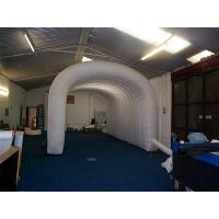 China advertising inflatable tunnel tent, inflatable arch tent for sale on sale
