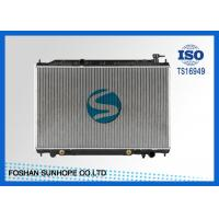 China Direct Fit Nissan Car Radiator PA 26AT Murano 2003 Maximum Cooling Efficiency on sale