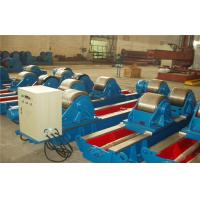 40 Ton Tank Turning Rolls Synchronous Rotation Roller VFD Control
