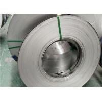 China Corrosion Resistance 304 Stainless Steel Coil , ASTM AISI SUS Stainless Steel Roll on sale