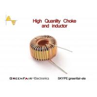 China 1.1mm Low DC Resistance Common Mode Coil , 4pcs UL High Frequency Choke on sale
