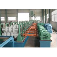 Quality Automatic Highway Guardrail Roll Forming Machine With 10 Ton Hydraulic De-Coiler for sale