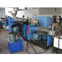 Quality Low Power Consumption Plastic Pellet Extruding Machine For ABS Plastic Sheet for sale