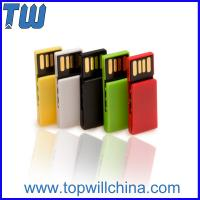 Quality Mini Paper Clip Thumb Drive 4GB 8GB Storage to Fit for Your Daily Need for sale