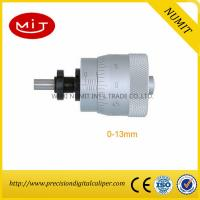 Quality 0-13mm Large Diameter Precision Digital Outside Micrometer Head Measuring Tool for sale