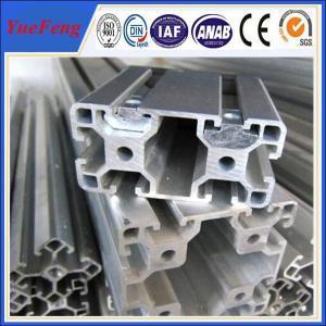 Quality Accessoires en aluminium profil d'assemblage, industrial aluminium profile price per ton for sale