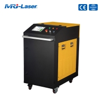 Quality 200W Laser Removal Machine 9.7 Inch Touch Screen With CE Cerification for sale