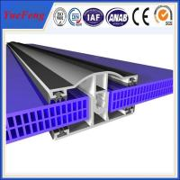 Quality Hot!aluminum building profiles factory, building material aluminium profiles for partition for sale