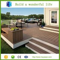 Quality Newteck engineering flooring/wood and plastic composite decking/wpc outdoor flooring for sale