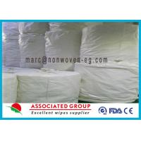 Quality Disposable Spunlace Nonwoven Fabric ISO Approve For Pharmaceutical for sale