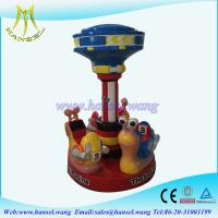 Quality Hansel kids coin operated indoor video amusement park rides for sale