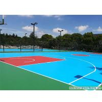 Quality New Design Indoor Outdoor pu basketball court covering best quality pu volleyball court with great price for sale