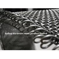 Buy cheap 316 Stainless Steel Wire Mesh Belt With Loop Edge , 1.6mm Wire Diameter 6 Mesh from wholesalers