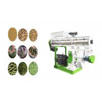 China Cattle Feed Manufacturing Machine Feed Granule Making Machine For Poultry on sale