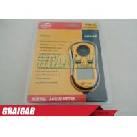 Quality 30m/s 65MPH LCD Digital Hand-held Wind Speed Gauge Meter Measure Anemometer Thermometer for sale