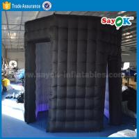 Led Inflatable Photo Booth Customized New Design Octagon Tent For Sale