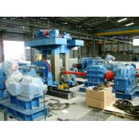 China 200×380×400 Cold Rolling Metal Roll Forming Machine, Four-roller Metal Forming Machinery on sale