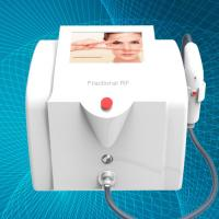 Quality 2MHz & 50W Acne scar removal Fractional RF Machine, Professional skin tighten equipment for sale