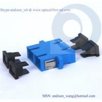 China SC PC SM Duplex Fiber Optic Adapter for sale